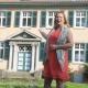 Ich lerne wunderschöne Gebäude kennen, auch wenn sie manchmal unverkäuflich sind, wie die ehemalige Landratsvilla in Burgdorf.