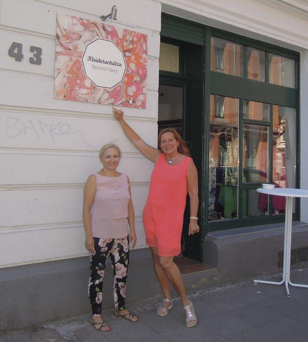 Ladeneröffnung gefeiert – Wieder einen Geschäftsstart ermöglicht